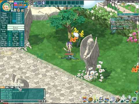 Angels Online Gameplay Part 2
