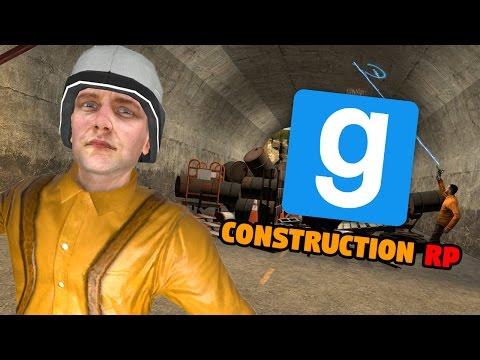 Construction RP (Garry's Mod) (видео)