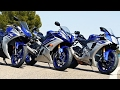TOP SPEED YAMAHA R SERIES : R15 R3 R6 R1