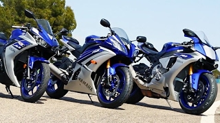 8. TOP SPEED YAMAHA R SERIES : R15 R3 R6 R1