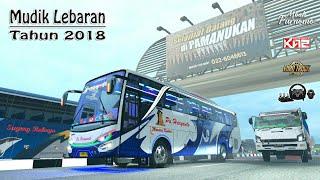 Video Mudik Lebaran 2018 VIP || Bus Haryanto Despacito MP3, 3GP, MP4, WEBM, AVI, FLV Juni 2018
