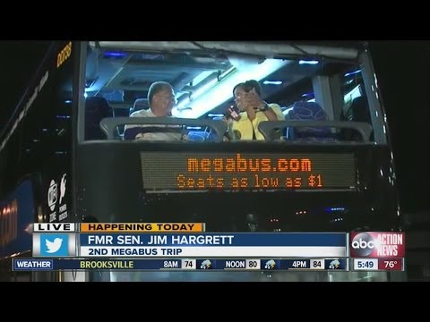 Megabus.com adds Tampa to Orlando service; fares as low as $1