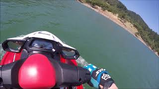 7. Yamaha VX Deluxe and GP 1800 Lake Sonoma June 24 2018