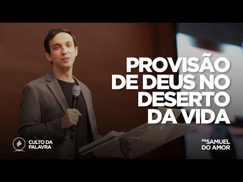 Peso ideal - Culto da Palavra  Pr. Samuel do Amor  14/08/18