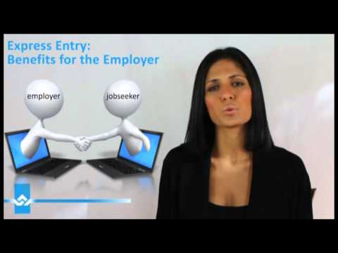 Express Entry Benefits For The Employer Video