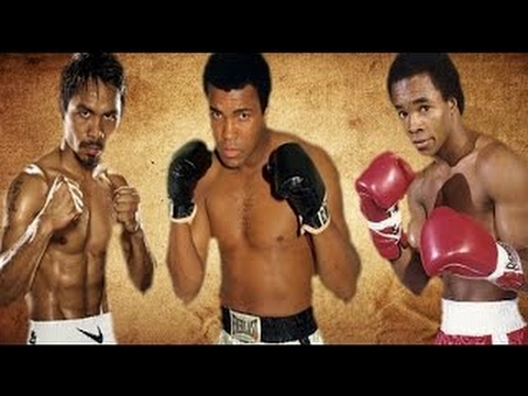 TOP 20 GREATEST COMBINATION PUNCH KNOCKOUTS IN BOXING HISTORY