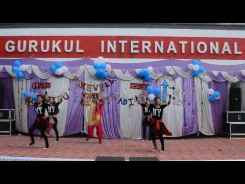 Video Gurukul International School - Farewell Party 2017 - Group Dance by Class XI Students download in MP3, 3GP, MP4, WEBM, AVI, FLV January 2017