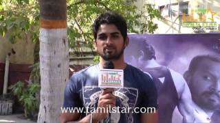 Mithun Dev at Patra Movie Team Interview