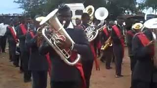 St Paul Morning Star Brass Band @ Home 2015