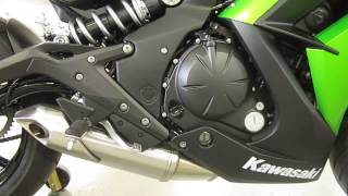 9. 2014 Kawasaki Ninja 650 ABS @ iMotorsports 9563