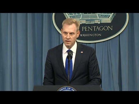 Ο Πάτρικ Σάναχαν νέος υπουργός Αμυνας των ΗΠΑ