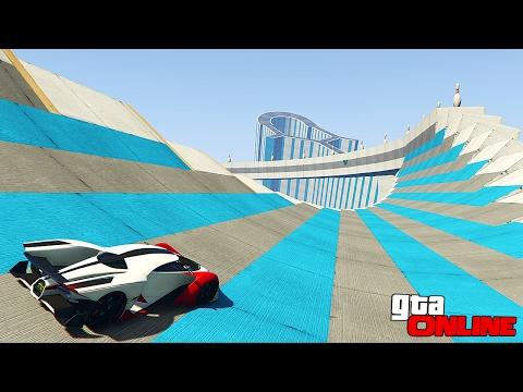 САМЫЙ КРАСИВЫЙ ТРОЛЛ МОТО ПАРКУР! (GTA 5 ONLINE ГОНКИ) (видео)