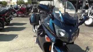 4. 008088 - 2012 Yamaha FJR1300 - Used Motorcycle For Sale