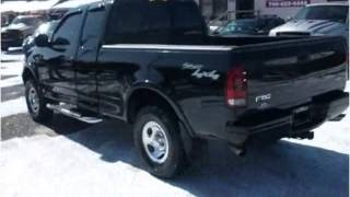 2002 Ford F150 Used Cars Belpre OH