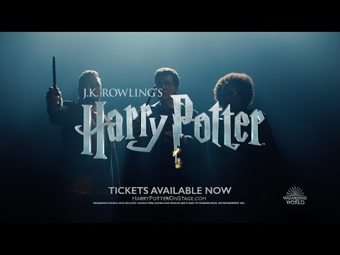 "Harry Potter and the Cursed Child | Official ""Darkness"" Trailer"