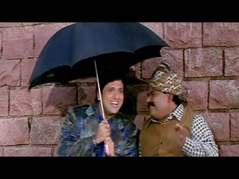 Rajaji - Part 4 Of 15 - Govinda - Raveena Tandon - Bollywood Comedy Movies