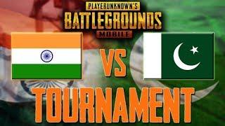PUBG MOBILE INDIA vs PAKISTAN TOURNAMENT, 50K PRIZE MONEY