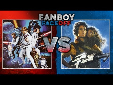 faceoff - Star Wars vs Alien: Fanboy Faceoff Subscribe Now! ▻ http://bit.ly/SubClevverMovies The hunt for the greatest movie franchise continues as sci-fi classics Sta...