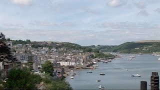 Dartmouth United Kingdom  City pictures : River Dart and the crystal clear water Dartmouth U.K.
