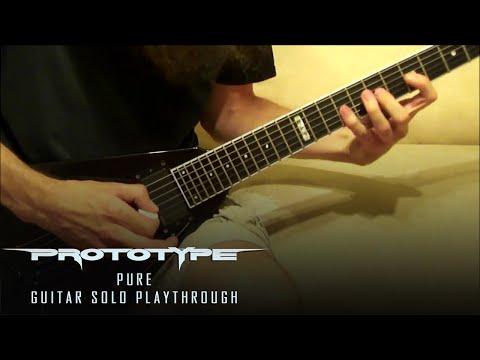 Prototype - Pure - Guitar Solo - Kragen Lum