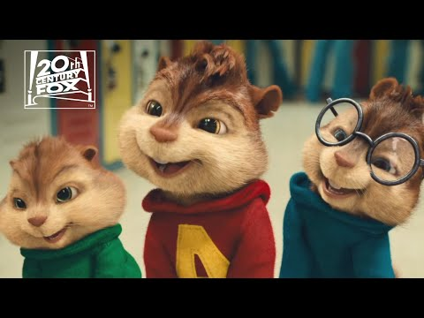 "Alvin and the Chipmunks: The Squeakquel | ""In Love"" Clip 