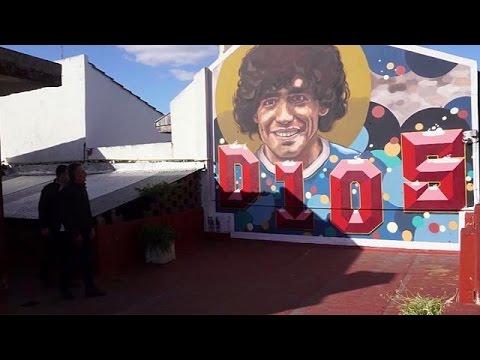 Αργεντινή: Ένα μουσείο για τον «θεό της μπάλας» – world