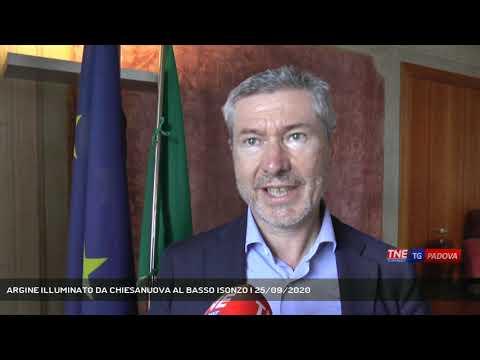 ARGINE ILLUMINATO DA CHIESANUOVA AL BASSO ISONZO | 25/09/2020