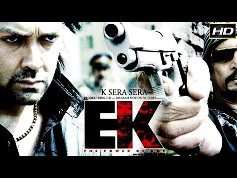 Ek - The Power of One 2009 - Action Movie | Nana Patekar, Bobby Deol,Chunkey Pandey.