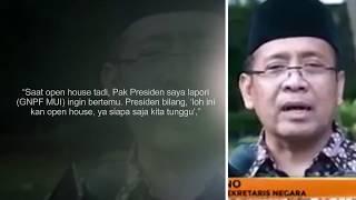 Video LENGKAP Ini Yang Dibicarakan Presiden Jokowi Dengan Bahctiar Nasir DKK MP3, 3GP, MP4, WEBM, AVI, FLV Juni 2017