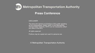 9. MTA Video Release: SAP Announcement - 03/18/2019