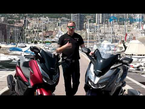 Honda Forza 125 And 300 (2018) - First Ride | BikeSocial
