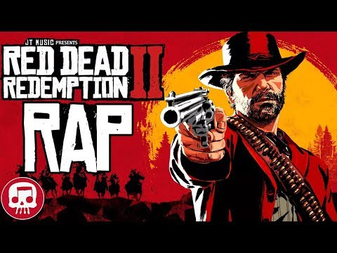 "Red Dead Redemption 2 Rap by Jt Music - ""Ride or Die"""