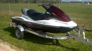 1. Overview and Review: 2011 Kawasaki STX15F Jet Ski Watercraft