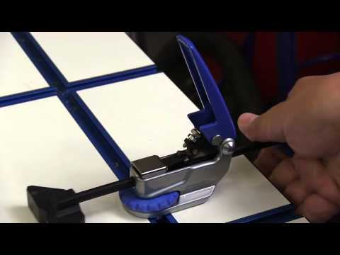 Rockler Auto-Lock T-Track Clamp Review: NewWoodworker