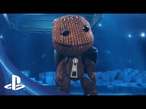 PlayStation All-Stars Battle Royale - Sackboy Trailer