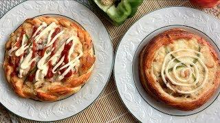 Bread dough recipe: https://youtu.be/zHuSqkQAKu0মেয়নিজ: https://youtu.be/qypTodxr9iQ