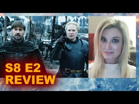 Game of Thrones Season 8 Episode 2 REVIEW & REACTION
