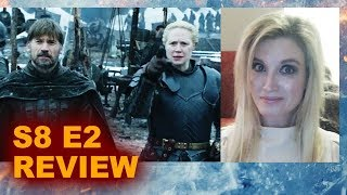 Game of Thrones Season 8 Episode 2 REVIEW & REACTION by Beyond The Trailer