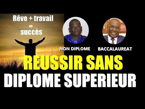 Ndax Meun Nagne Réussir Sans Diplome
