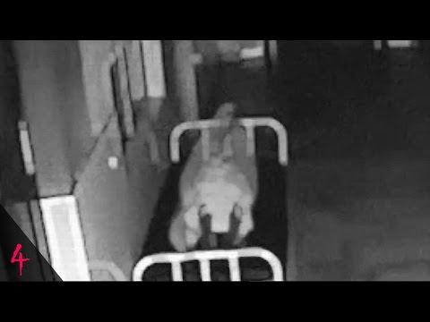4 attività paranormali riprese dalle telecamere