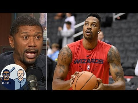 Video: Wizards struggling without Dwight Howard in lineup – Jalen Rose | Jalen and Jacoby