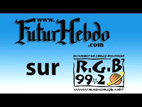FUTURHEBDO sur RADIO RGB : Le podcast