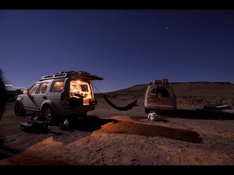 LR4 - Land Rover LR4: Driving the Trans-America Trail. On his amazing odyssey across America driving only dirt roads, European correspondent Jeremy Hart stops to v...