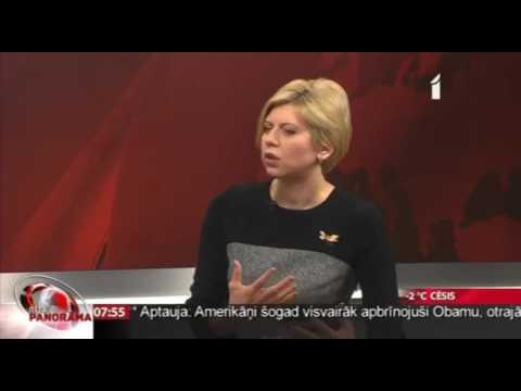 """Veselības ministre piedalās LTV raidījumā """"Rīta Panorāma"""""""