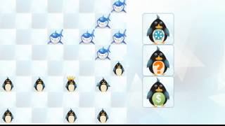 Penguin Checkers YouTube video