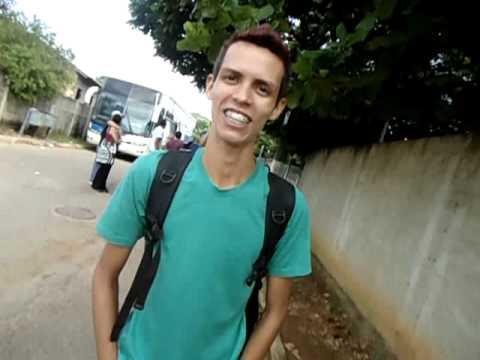 Ministério Yavé Shamá - Chegada dos jovens em Araçaí
