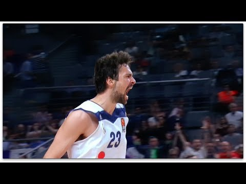 2016-17 Turkish Airlines EuroLeague MVP: Sergio Llull, Real Madrid