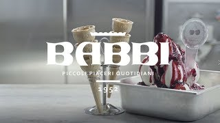 Video Tutorial - Gelato Variegato Amarena Babbi
