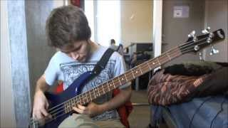 Kasabian - Club Foot [Bass Cover]