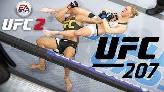 Nonton Ufc 207    Ronda Rousey Vs Amanda Nunes Simulation   Ea Ufc 2   Xbox One Film Subtitle Indonesia Streaming Movie Download
